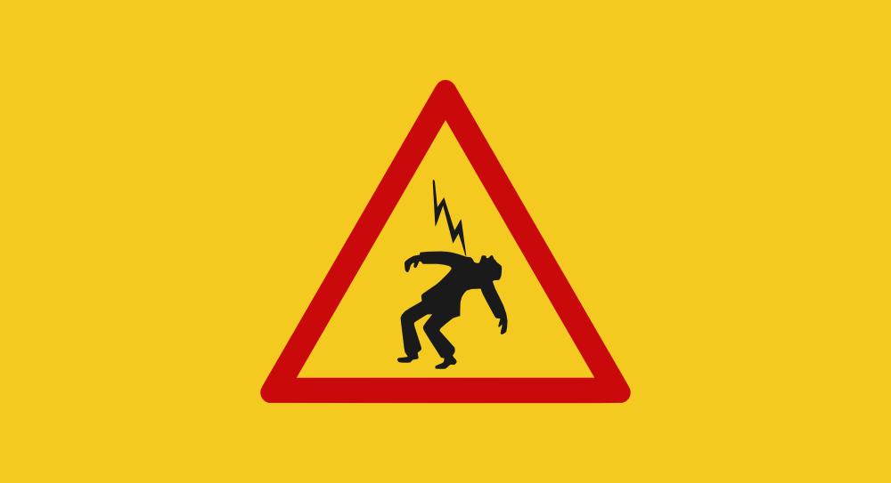 Danger de mort - Ferme de Videau