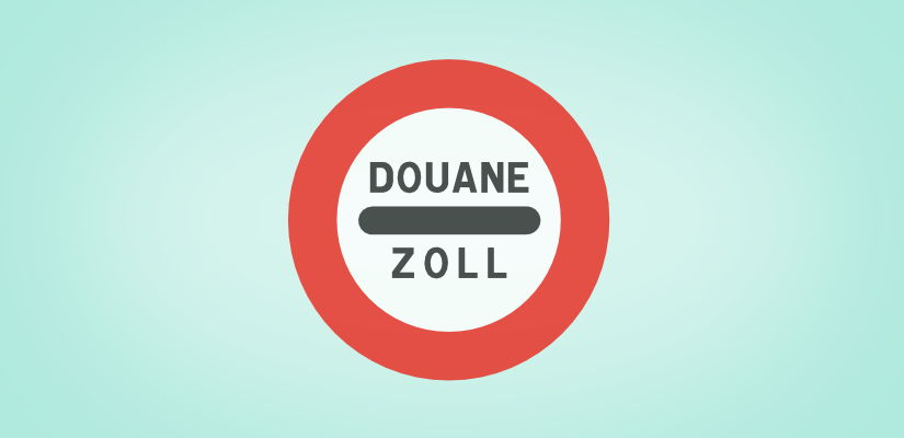 Douane - Ferme de Videau