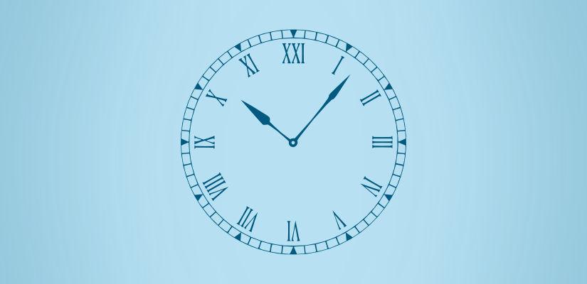 Horloge - Ferme de Videau